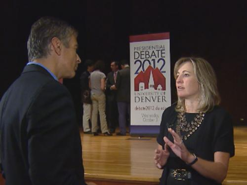 Former Clinton Press Secretary Talks About Preparing For Presidential Debate