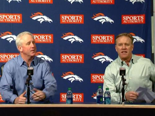 Fox Stands By Decision, Elway Supports His Coach