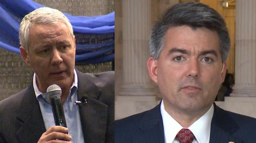 Gardner To Challenge Udall In Senate Race, Ken Buck Out