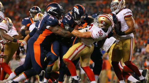 Gase Will Stick With Broncos' O-Line Starters