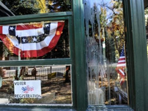 GOP Headquarters In Aspen Egged For Third Time