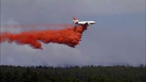 GOP Pushes For State-Owned Firefighting Fleet