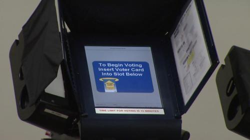 Group Calls Arapahoe County Touch-Screen Voting Machines Faulty