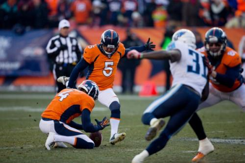 Hall Of Fame To Get Prater's Coveted Cleats