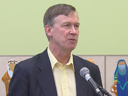 Hickenlooper Meeting With Regional Governors