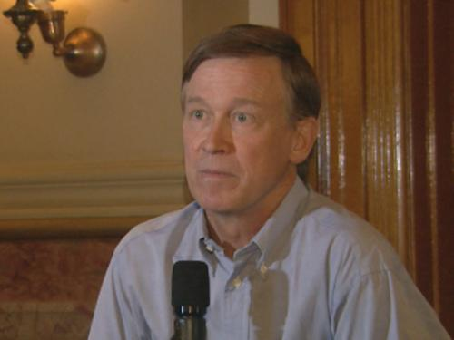 Hickenlooper Travels To Vegas To Talk Land Use, Fires
