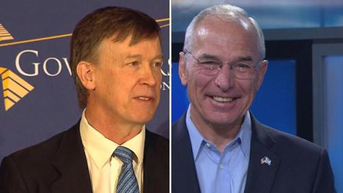 Hickenlooper Widens Fundraising Lead On Beauprez