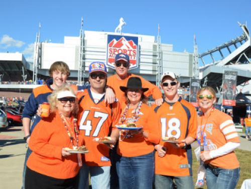How To Stay Safe While Tailgating In Denver
