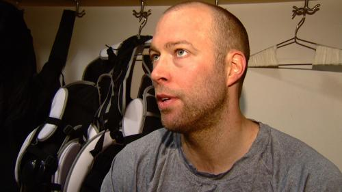 J.S. Giguere Lashes Out At Avs Teammates, Players React