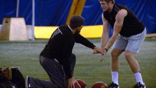 Jake Plummer Helping Loveland's Collin Klein Prepare For NFL Combine