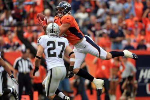 Joel Dreessen Catching On As Broncos' Tight End