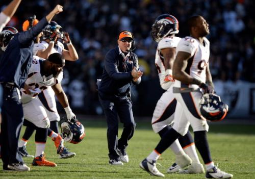 John Fox's Biggest Decision Was A Life-Saver