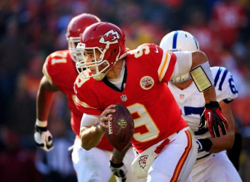 Kansas City Chiefs Bring Remarkable Running To Mile High City