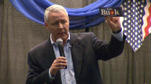 Ken Buck Wins GOP Primary For Colorado's 4th District