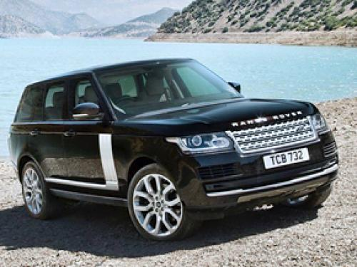 Land Rover Shows Off Range Rover Evoque Options