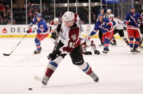Landeskog Scores Winner For Avs In New York