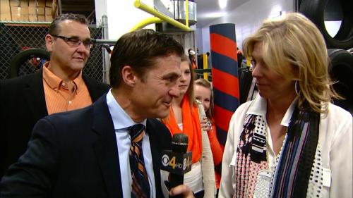 Manning Family Members, Fox's Wife Overjoyed After The Win