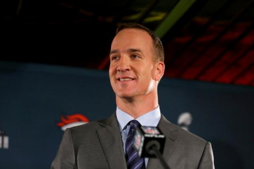 Manning May Keep Going Even If Broncos Win Super Bowl