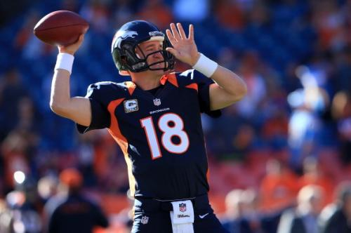 Manning Moves Past Marino, Now At No. 2 For All-Time Passing TDs