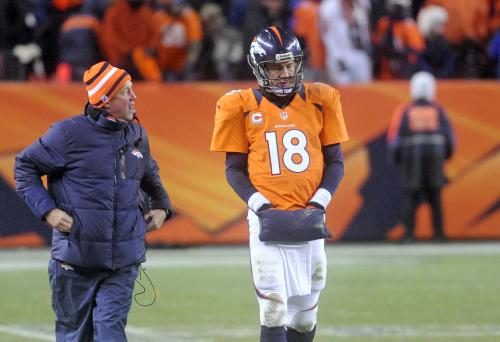 Manning Not Shocked, But 'Disappointed'
