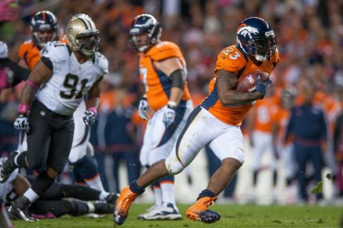 Manning Throws For 305 Yards, Broncos Top Saints 34-14