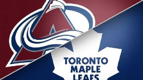 Maple Leafs Slip Past Avalanche 3-2 In OT