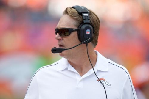 McCoy, Del Rio May Benefit From Broncos' Success