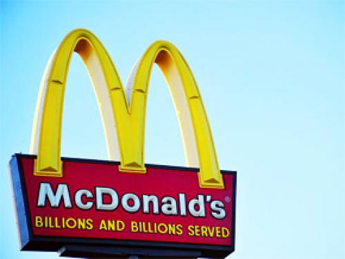 McDonald's Trucks Traveling Greener On Recycled Frier Oil