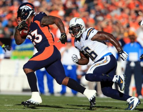McGahee Has Torn Knee Ligament, Out 6 To 8 Weeks