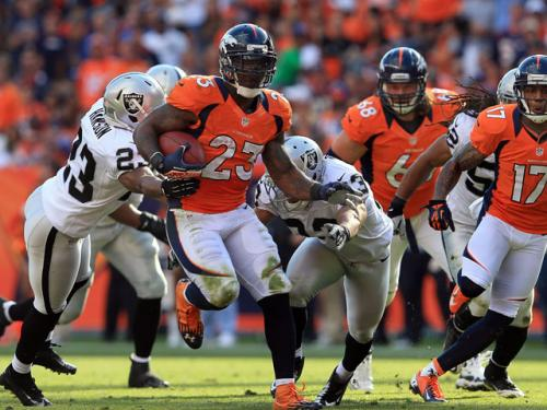 McGahee Keeps Proving The Doubters Wrong