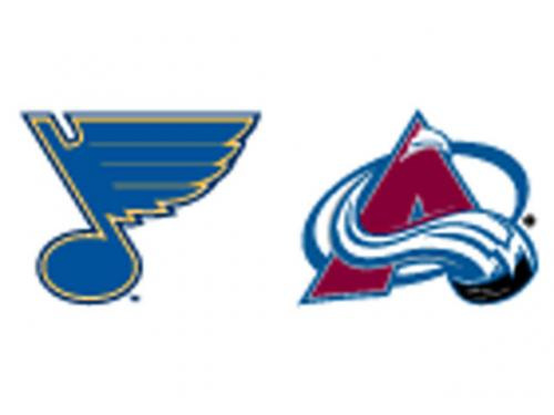 McGinn Scores Twice And Avs Eat Blues, 5-3