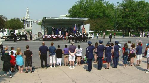 Memorial Day Celebrations In Denver Area