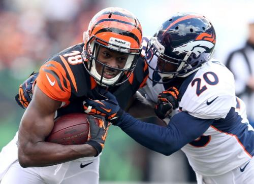 Mike Adams Has Quickly Become Valuable Member Of Denver Broncos Secondary