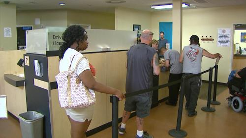15 Minute Wait At The DMV? That's The Governor's Plan