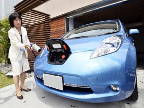 Nissan Electric Cars May Lose Range In Hot Climates