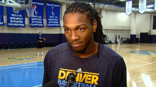 Nuggets Star Kenneth Faried Shows Support For Civil Unions