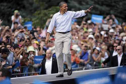 Obama Coming To Colorado For Udall Fundraiser, Appearance At Cheesman Park