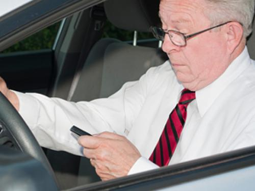 49% Of Adults Text On The Drive To Work