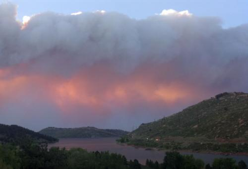Officials Say First Responders Got To High Park Fire Quickly