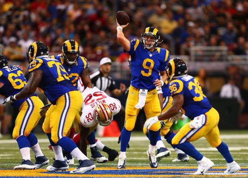 Opponent Profile: St. Louis Rams Better Than Record Indicates