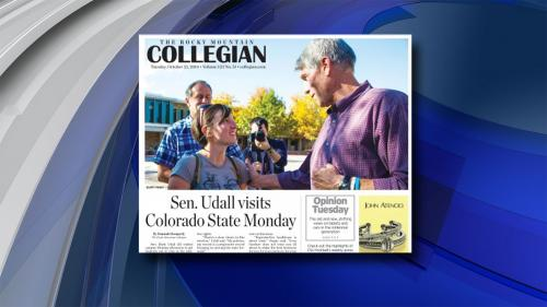 Order To Remove CSU Student Newspaper Copies Reversed
