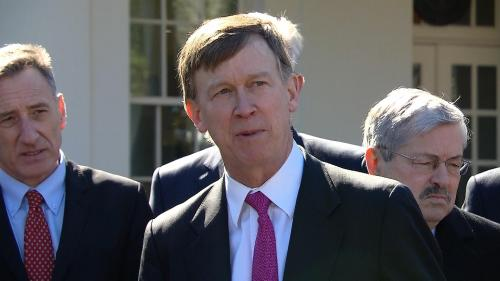 Panel Dismisses Hickenlooper Ethics Complaint