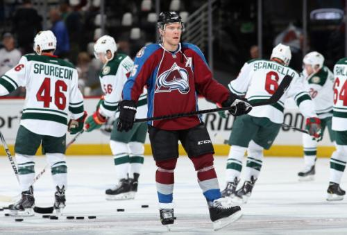 Paul Stastny Leaves Avs For St. Louis