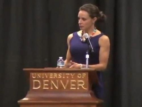 Paula Broadwell's DU Professor Is Shocked, But Calls Her 'Brilliant'