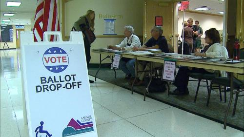 8.9 Percent Of Colorado Voters Have Cast Ballots