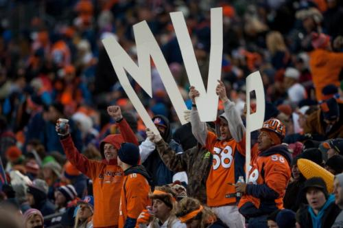 Peyton Manning Brings 'Year Of The Receiver' To Denver Broncos