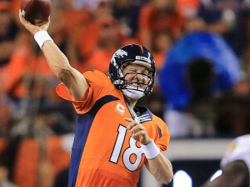 Peyton Manning Primed For Big Year With Broncos
