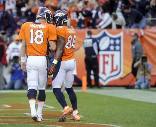 Playoff-Bound Broncos Beat Bucs For Seventh Straight Win