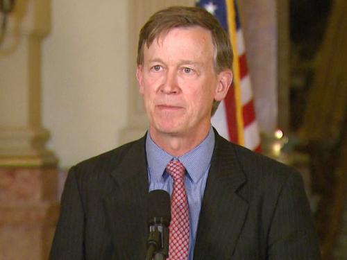 Poll: Hickenlooper Keeps Lead Over GOP Opponents