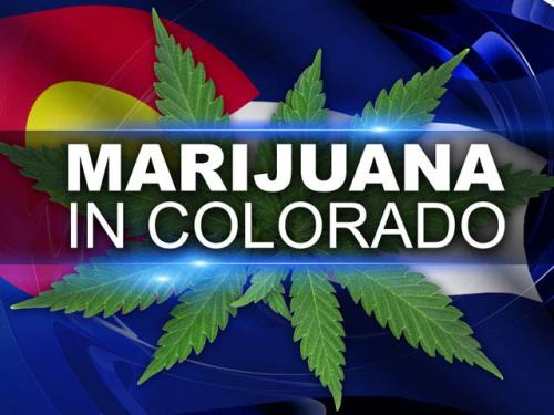 Pot Taxes In Colorado Could Exceed 30 Percent